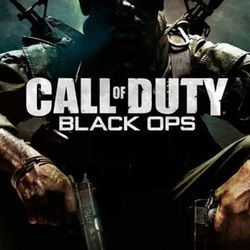 Call of Duty Black Ops - Logo