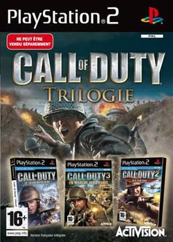 Call of duty trilogie ps2