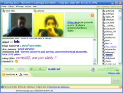 Camfrog Video Chat screen1