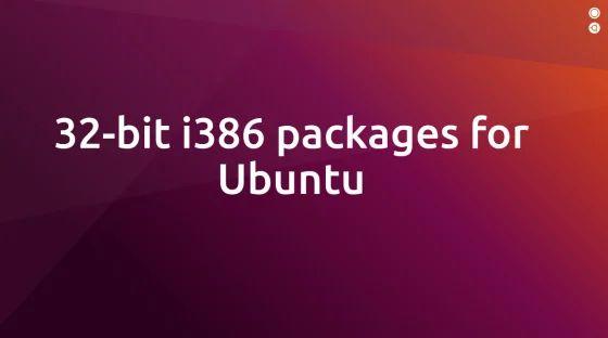 canonical-ubuntu-32-bits-i386