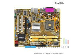 Carte mere asus p5gz mx small