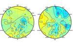 carte topographique  de titan