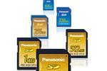 Cartes SD Panasonic