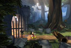 Castle of Illusion HD - 1