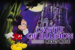 Castle of Illusion - vignette