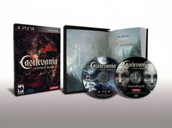 Castlevania Lords of Shadow - Version Collector - Jaquette