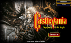 Castlevania symphony of the night Android