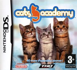 Cats academy packshot