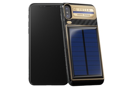 Caviar-iPhone-X-Tesla