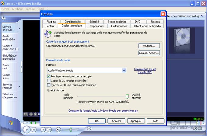 CD WMA WMP 2
