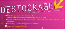 Cdiscount_Destockage