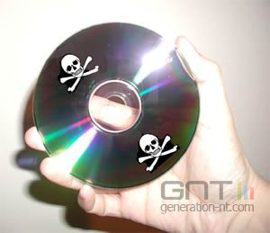 Cdrom pirate