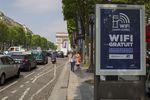 Champs Elysées WiFi