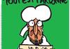 La Une du prochain Charlie Hebdo dévoilée, Mahomet de retour