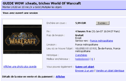 cheats ebay