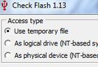 Check Flash : prendre soin de ses clés USB