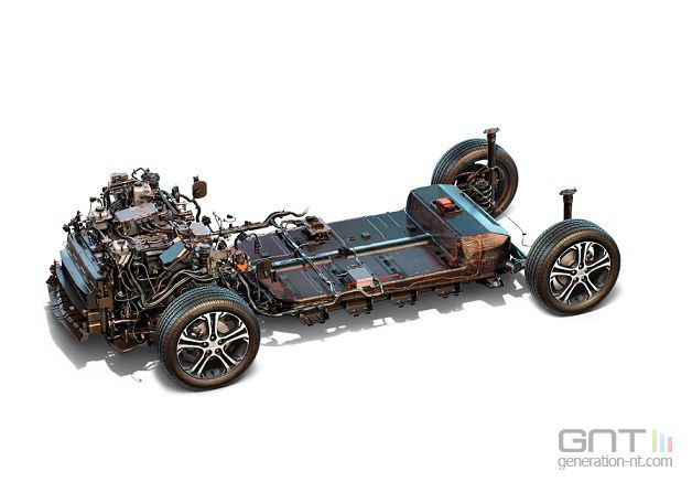 Chevrolet Bolt EV moteur