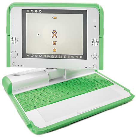 olpc un ordinateur portable 0 dollar. Black Bedroom Furniture Sets. Home Design Ideas