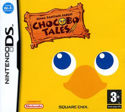 Chocobo tales packshot