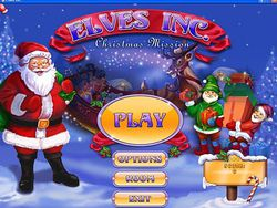 Christmas Exclusive - Elves Inc.Christmas Mission logo 2