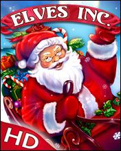 Christmas Exclusive - Elves Inc.Christmas Mission logo