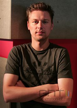 Christophe Balestra - Vice-président Naughty Dog