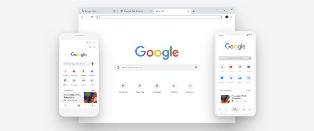 Chrome : la nouvelle interface critiquée, Google reste ferme