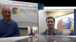 Chrome-Firefox-WebRTC