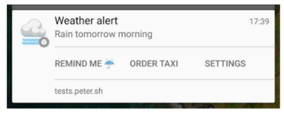 Chrome-notification-bouton-action