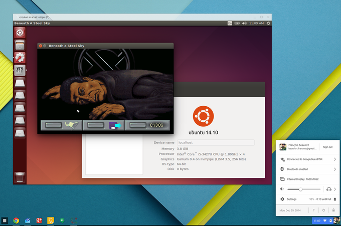 Chrome-OS-Ubuntu
