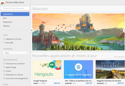 Chrome-Web-Store-applications