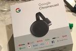 Chromecast troisieme generation