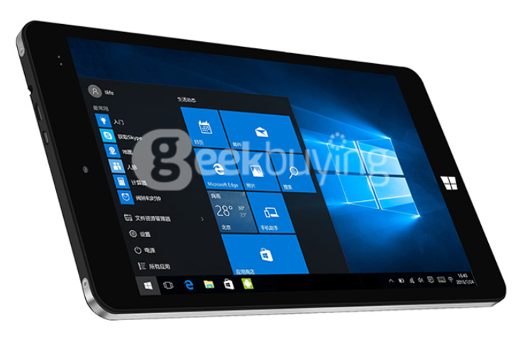 chuwi vi8 plus tablette windows 10 avec connectique usb type c moins de 100 euros. Black Bedroom Furniture Sets. Home Design Ideas