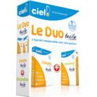 Ciel Le Duo Facile 2012 : un pack de deux logiciels de comptabilité