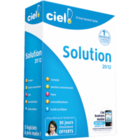 Ciel Solution 2012 : un pack de comptabilité très pratique