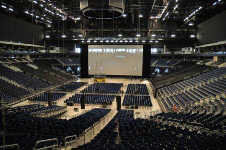 La Plus Grande Salle De Cin 233 Ma 3d Au Monde Par Sony