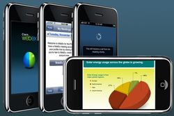 Cisco WebEx iPhone