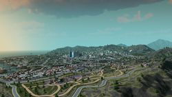 Cities Skylines - mod GTA 5 - 2