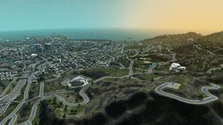Cities Skylines - mod GTA 5 - 5
