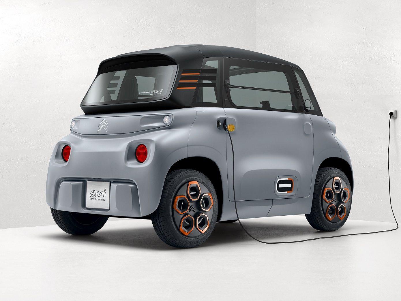 Citroën AMI : le véhicule électrique sans permis à bas prix vendu chez Fnac Darty