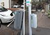 Voiture électrique : Bouygues installe des bornes de recharge dans ses lampadaires