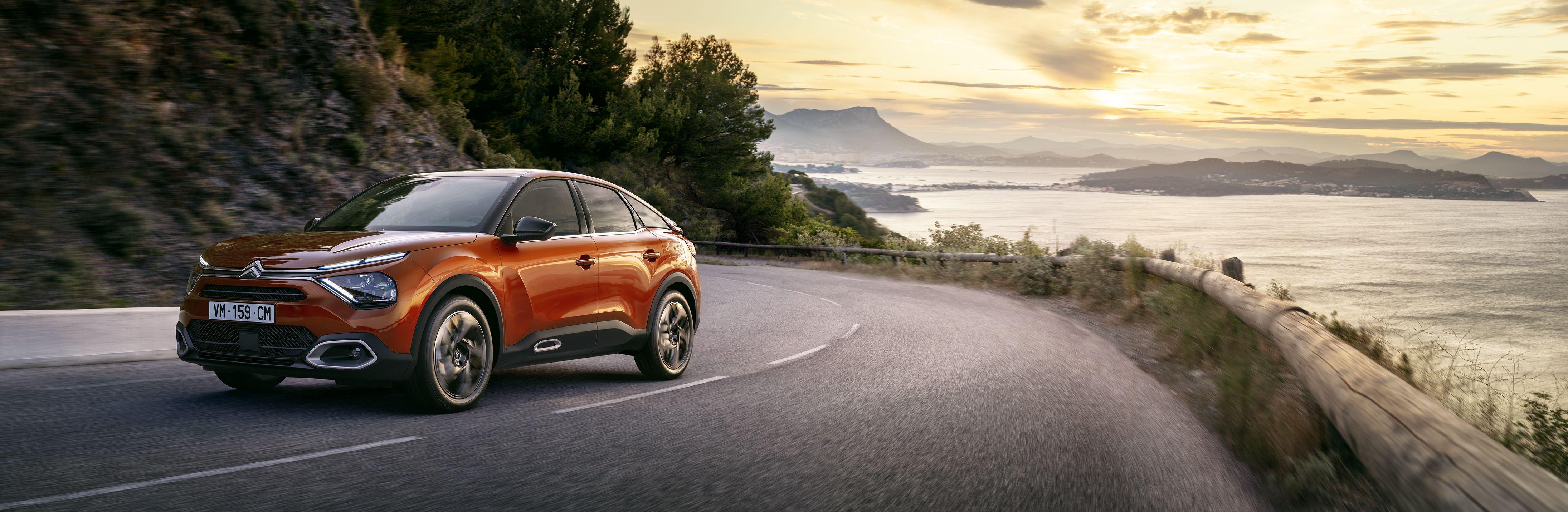 La nouvelle Citroën Ë-C4 est enfin dévoilée !