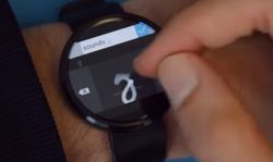 clavier Microsoft android wear
