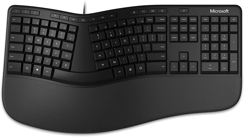 clavier Microsoft Ergonomic Keyboard