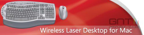 Clavier microsoft wireless laser desktop for mac