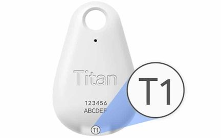 Clé sécurité Titan