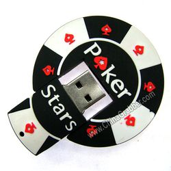 Clé USB poker