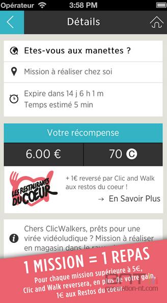 Click And Walk