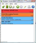 CloudPad : un bloc note à la hauteur pour organiser votre travail