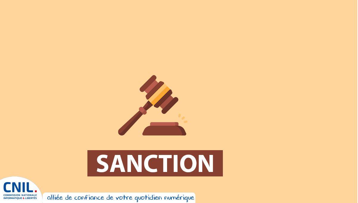 cnil-sanction